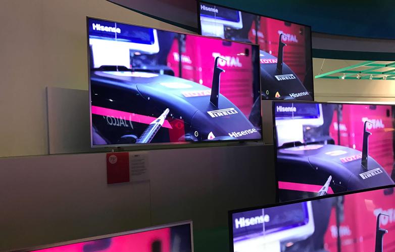 画质高清价格亲民 外媒盛赞海信 H9D Plus电视