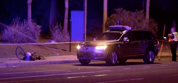 美国警方初步调查: Uber可能对车祸事故不负责任