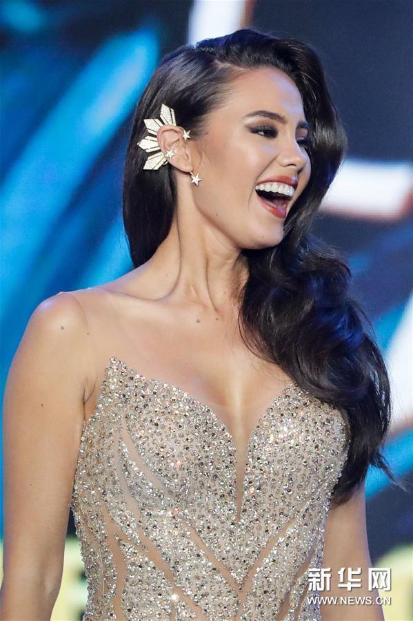 2018菲律宾小姐出炉