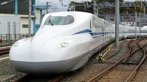 日本新干线新子弹头列车发布:最高时速300公里