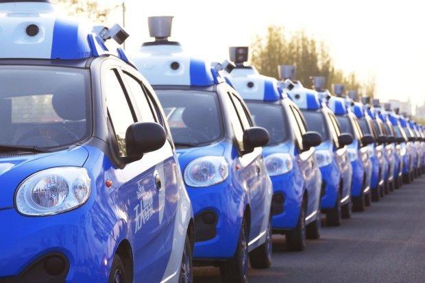 从网上卖车到无人驾驶 BAT正在撼动汽车行业