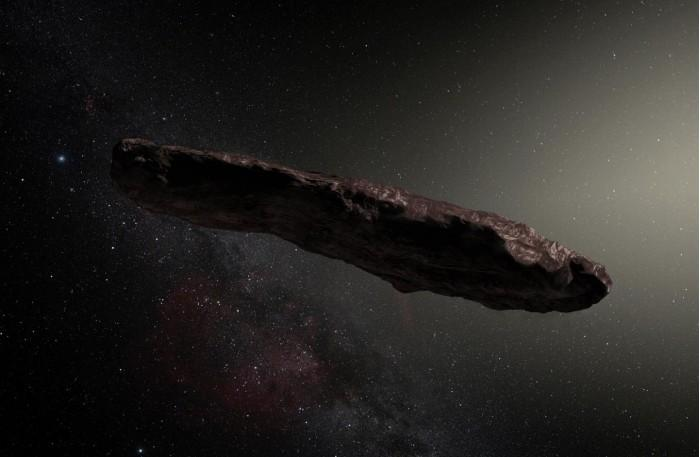 """最新研究显示""""雪茄""""奥陌陌有可能来自双星系统"""