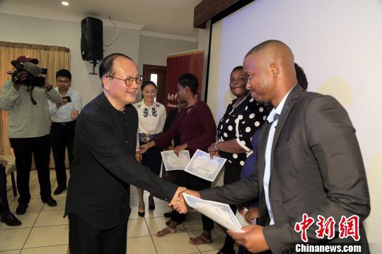 南非掀起汉语热:汉语教学在官方民间广受欢迎