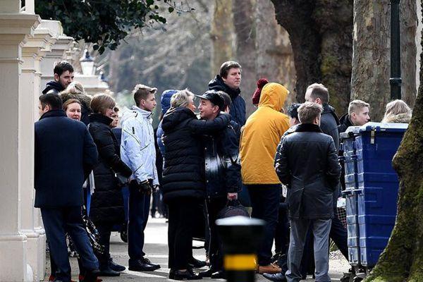 俄罗斯23名外交官遭英国驱逐