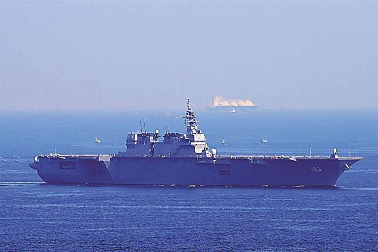 日本要有航母?执政党计划让出云号搭载F35B