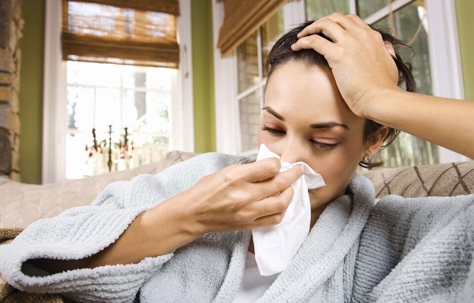 换季疾病多发 外媒教你区分感冒流感和支气管炎