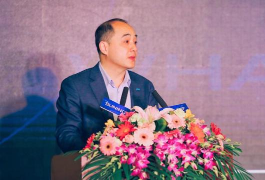 苏宁卞农:开5000家店 做中国最大社区小店运营商