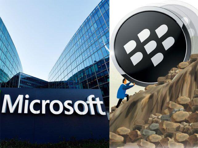 微软宣布与黑莓合作!欲加强移动APP安全性