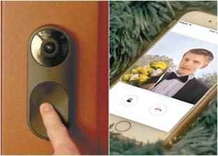 全球首款人工智能门铃问世:可实时聊天、看家