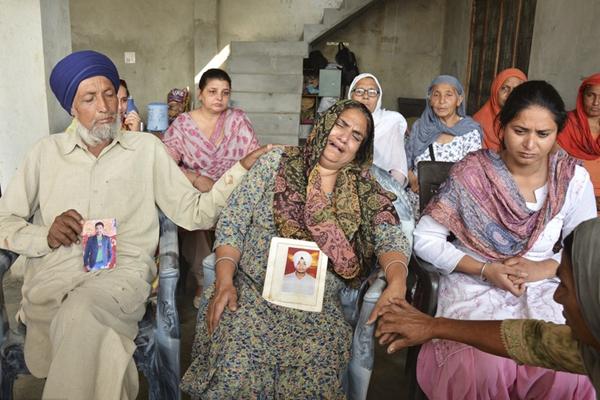 印度39名遭IS绑架劳工证实死亡 家属悲痛欲绝