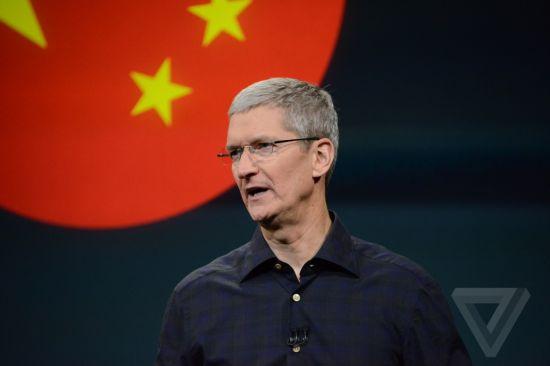 苹果发布亮眼中国业绩 CEO库克:谢谢中国