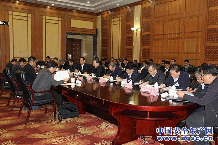 山东省副省长于国安:对照问题 细化分解任务