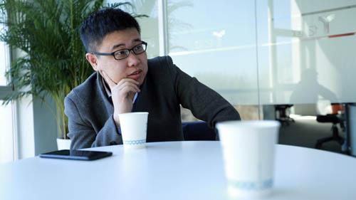 """亿欧总裁王彬:""""斜杠博士""""的创业人生"""
