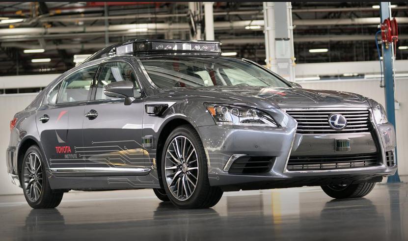 丰田宣布暂停无人驾驶汽车在美路测
