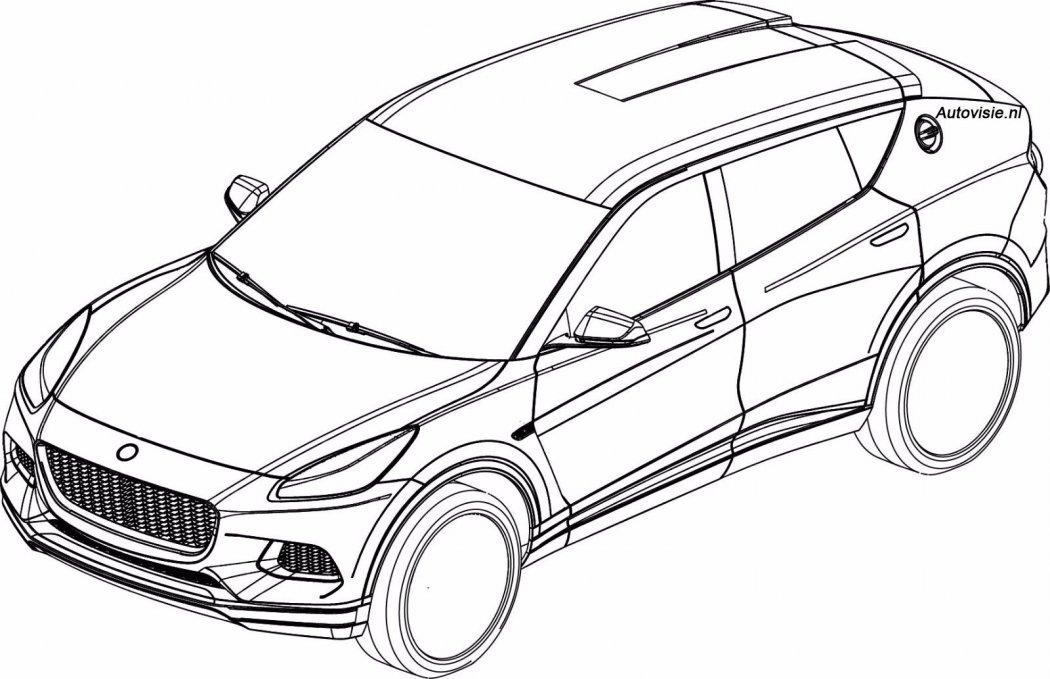 路特斯将打造首款SUV 与沃尔沃共享平台