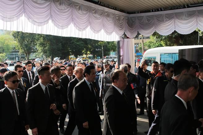 台退役上校反年改身亡 告别仪式今在台北第一殡仪馆举行