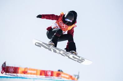 中国单板滑雪实现项目全覆盖 期待未来新突破