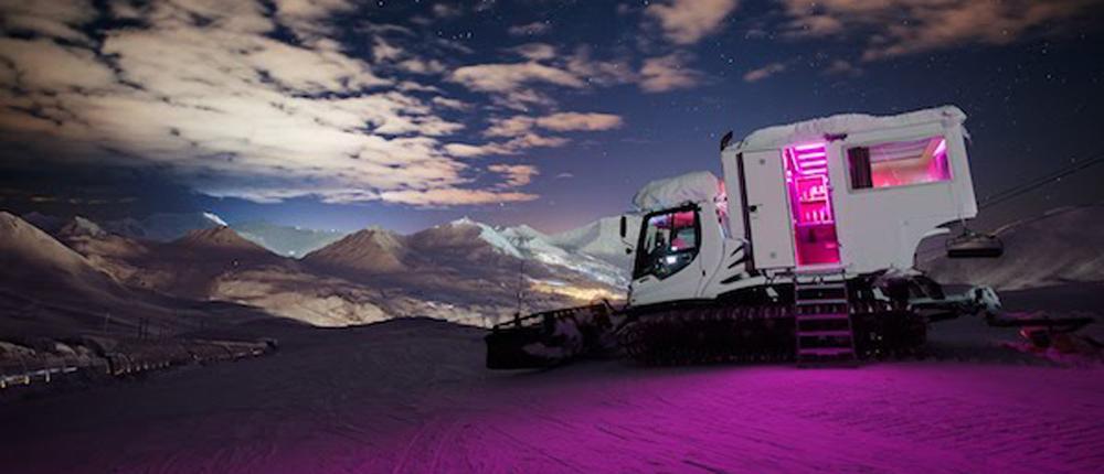 追寻狂野的滑雪天堂——拉普拉涅
