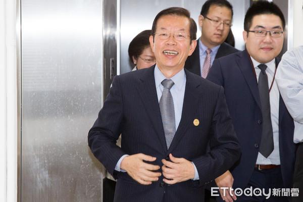"""谢长廷谈日本驱台湾渔船:他们""""执法有据""""台方抗议无效"""