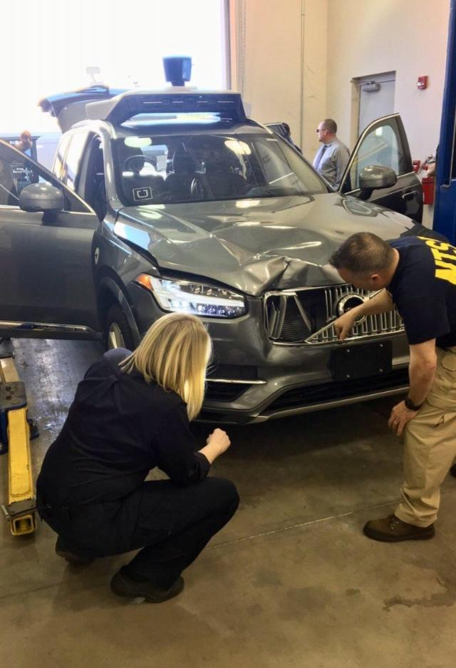面对无人车车祸 亚利桑那州政府:没必要收紧监管