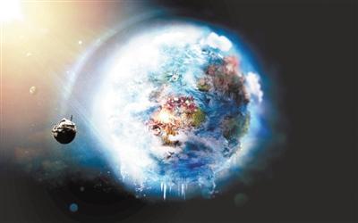 """地球将进入小冰河期 太阳要变""""冷美人""""?"""