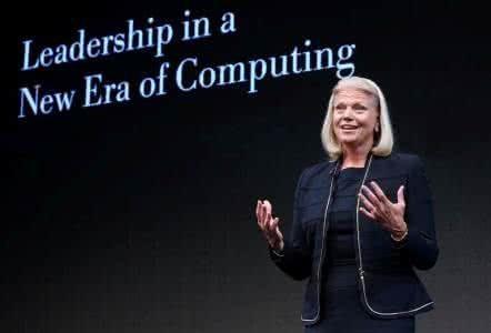 IBM CEO:AI将融入万物 所有人都可成为颠覆者
