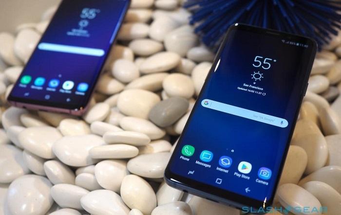 用户投诉Galaxy S9+存在触屏坏区问题
