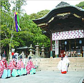 连接此岸与彼岸:春分,日本人祭祖请山神