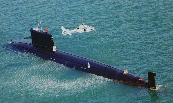 美媒:中国大力发展潜艇能对美军造成严重打击