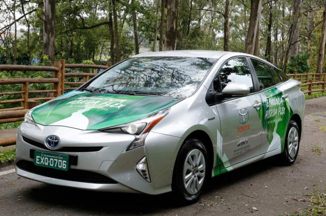 丰田发布双燃料普锐斯FFV 支持纯乙醇燃料