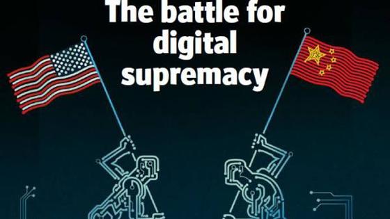 英媒:中美科技巅峰对决 中国某方面秒杀美国
