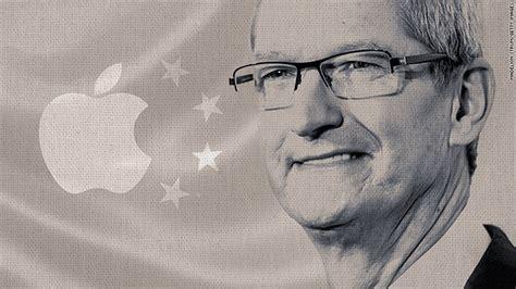 中美贸易战箭在弦上 苹果、谷歌大老周末造访中国