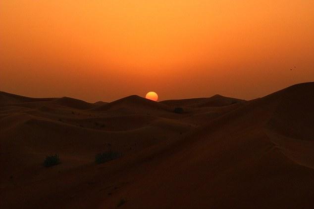 科学家发明救命装置 沙漠内也可找到饮用水