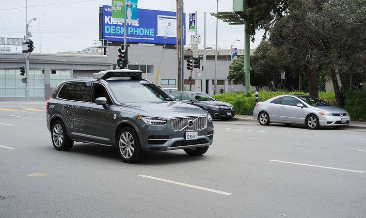 Uber自动驾驶车撞人新证据 设备和安全员都有问题