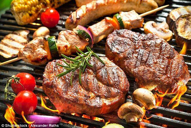 哈佛研究:烹饪方法有讲究 烤肉易导致血压升高