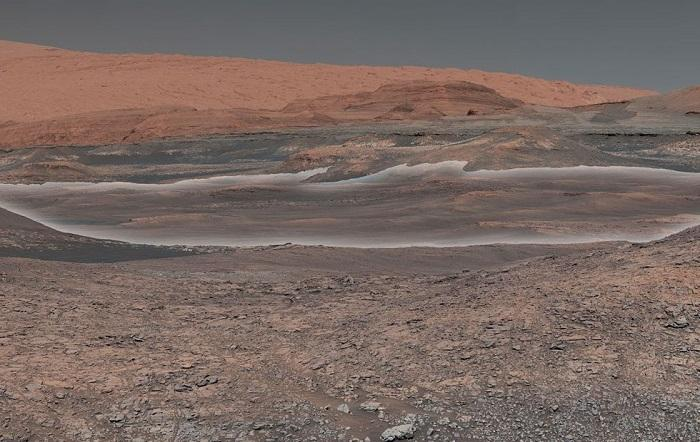 NASA:好奇号已在火星上度过2000个太阳日
