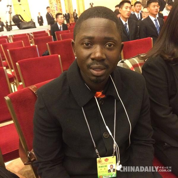 外媒记者:改革开放让中国走到世界舞台中央