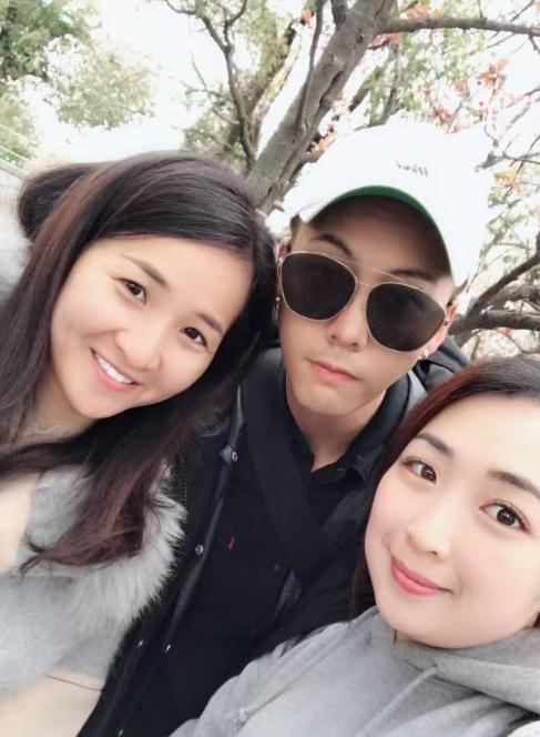 网友日本偶遇陈伟霆 还遭他主动搭讪