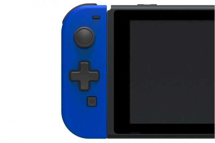 HORI推出带十字键的任天堂Switch左侧控制器