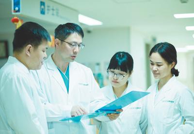 医生集团尚未有取得医疗执业资格 多为医生经纪平台