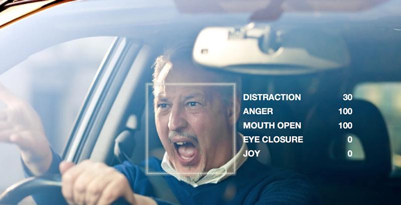 和路怒症说再见 人工智能将时刻监测司机情绪