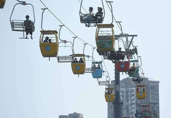 重庆5元观光索道营业近6年 坚持不涨价