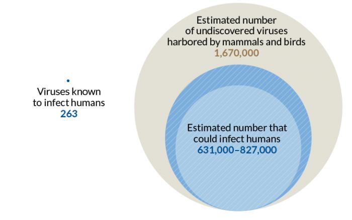 AI正帮助科学家发现新病毒 彻底改变病毒角色