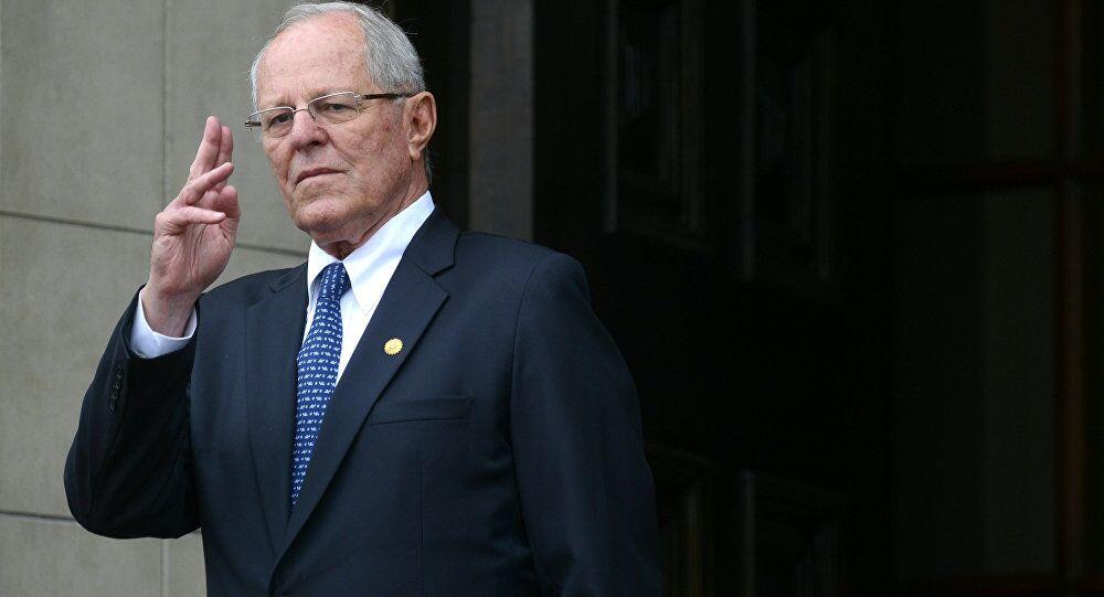 秘鲁国会接受总统库琴斯基辞呈 第一副总统将接任总统