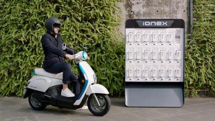 KYMCO推出电动摩托车电池充电新方案