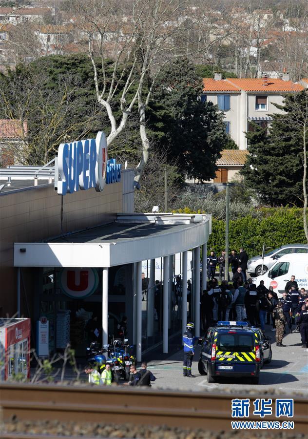 法国南部恐怖袭击造成3死16伤