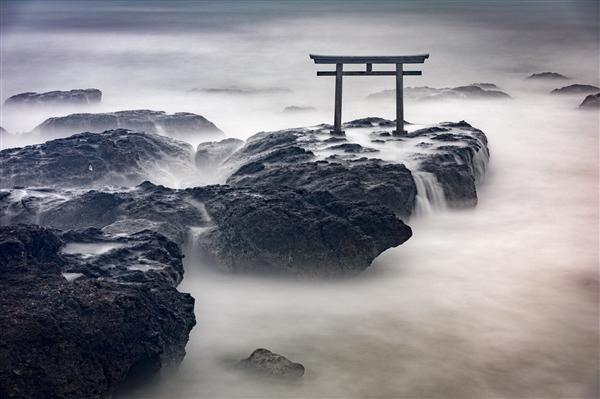 日本摄影师连拍千张照片 终于拍出这张绝美作品