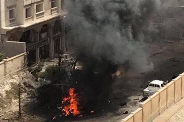 埃及最大海港城市突发巨大爆炸 造成多人死伤