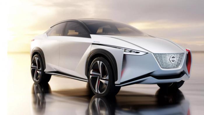"""日产公布""""M.O.V.E.""""计划 将在2022年推8款电动车"""