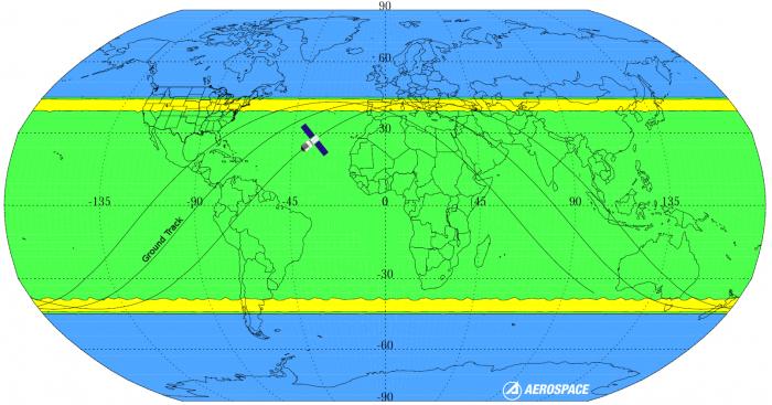 中国天宫一号航天实验室预计复活节前后重返地球